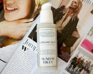 Sunday Riley Ceramic Cleanser