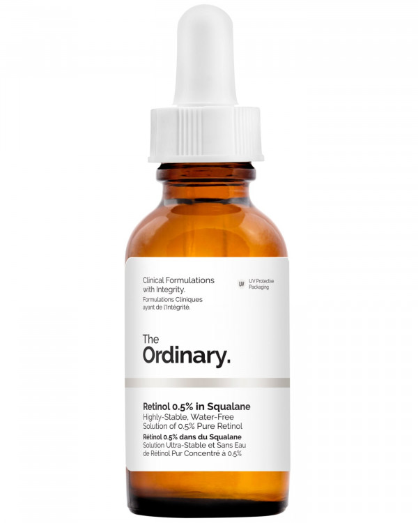 review retinoid của the ordinary